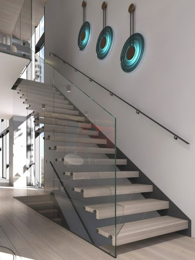 Eksklusiv trapp modell X15. Xtrapp